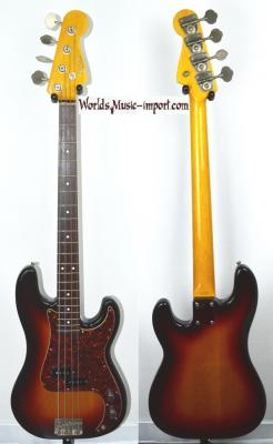 FENDER Precision Bass 62'-US 3TS 2001 Japon import *OCCASION*