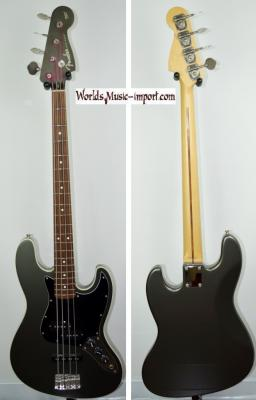 VENDUE... FENDER Jazz Bass Aerodyne DLX DFG 2005 japan import  *OCCASION*