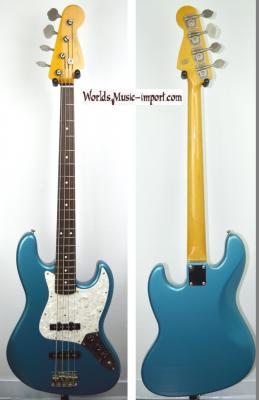 FENDER Jazz Bass '62 RI Lake Placid Blu 1997 'RARE' Japon Import