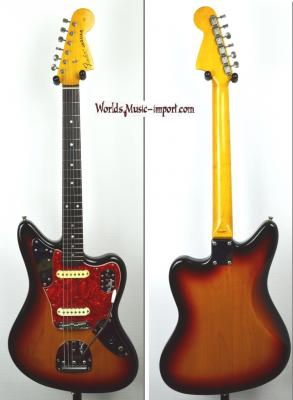 VENDUE... FENDER Jaguar JG-66 US 3TS 1998 Seymour Japon Import *OCCASION*