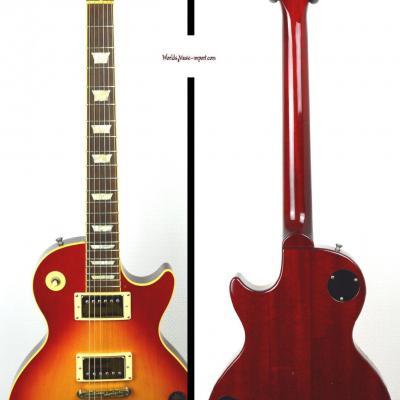 VENDUE... ORVILLE Les Paul Standard 1988 Cherrysunburst