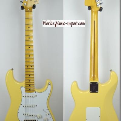 VENDUE... FENDER Strato ST'72-140 US YWH Y.Malmsteen 1999 Japon import *OCCASION*