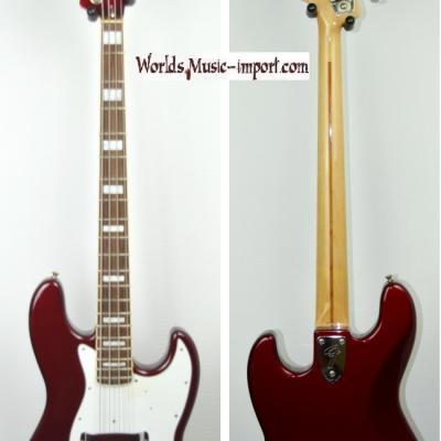 VENDUE... FENDER Jazz Bass JB'66-US MH 2005 OCR 'RARE' japon import *OCCASION*