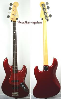 VENDUE... FENDER Jazz Bass Standard CAR 2000 Japon Import *OCCASION*