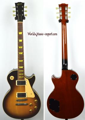GIBSON Les Paul Classic '60s Tobaccoburst RARE 2004 USA import *OCCASION*