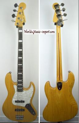 VENDUE... FENDER Jazz Bass JB'75-US VNT ASH 2003 japon import *OCCASION*