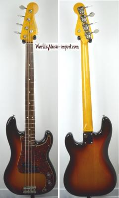 FENDER Precision Bass '62 RI 3TS 2004 Japon import *OCCASION*
