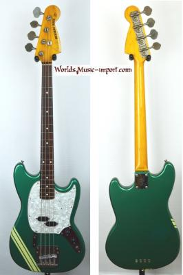 VENDUE... FENDER Mustang Bass MB'98 CO Racing Competition CIJ 1999 OTM japon import *OCCASION*