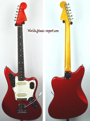 VENDUE... FENDER Jaguar JG-66 MH CAR 1999 Japon Import *OCCASION*