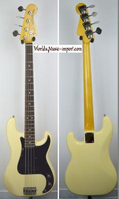 VENDUE... FENDER Precision Bass PB'70-US WH 2004 japon Import *OCCASION*