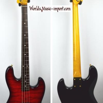 VENDUE... FENDER Jazz Bass JB'62G-105 US CRS 2002 RARE 'Hors Catalogue' japon  *OCCASION*