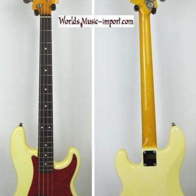 VENDUE... FENDER Precision Bass PB'62 YWH 1999 Japon import *OCCASION*