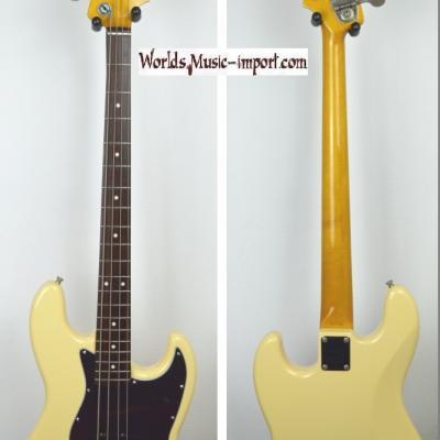 VENDUE... FENDER Jazz Bass '62-US White 1999 Japon import *OCCASION*