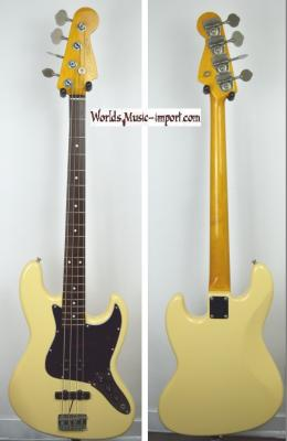 VENDUE... FENDER Jazz Bass '62-US White 1999 Japon import *OCCASION*