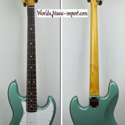 VENDUE... FENDER Jazz Bass '62-US SGM 'RARE' 2012 japon import  *OCCASION*
