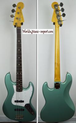 VENDUE... FENDER Jazz Bass '62-US SGM 'RARE' 2012 japon import  *OCCASION*