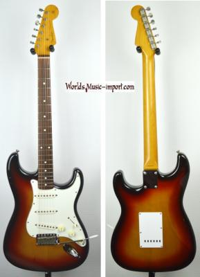 Fender Stratocaster ST'62' RI 3TS 1991 Japon import *OCCASION*