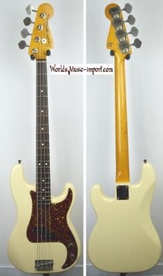 VENDUE... SQUIER Fender JV Precision Bass PB-70' VWH 1983 Japon Import *OCCASION*