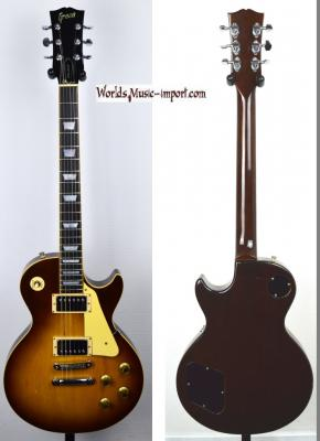 GRECO Les Paul Standard 1975 Honeyburst EG700 japon import *OCCASION*