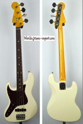 FENDER Jazz Bass JB'62-SS Left Hand Short Scale 2014 VWH 'Gaucher' Japon Import *OCCASION*