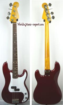 VENDUE... FENDER Precision Bass PB'62 RI CAR 2010 japon import *OCCASION*