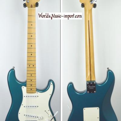 VENDUE... FENDER Stratocaster American Standard Ocean Blu 1998 USA *OCCASION*