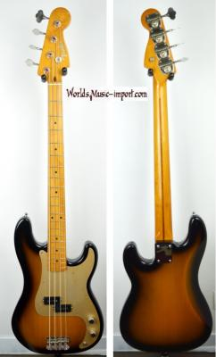 VENDUE.. FENDER Precision Bass PB'57 American Vintage 1997 SB USA import *OCCASION*