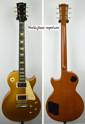 GIBSON Les Paul Classic 60's  GOLDTOP 2001 iMPORT USA *OCCASION*