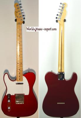 VENDUE... FENDER Telecaster 72' OCR LH 2010 'Gaucher' Japon import *OCCASION*
