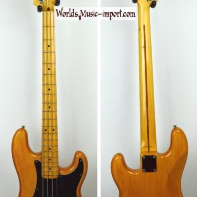 VENDUE... FENDER Precision Bass PB'72 ASH VNT 1986 'RARE' japon Import *OCCASION*