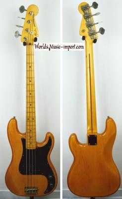 VENDUE... FENDER Precision Bass PB'72 ASH VNT 1986 'RARE' japon Import *OCCASION*