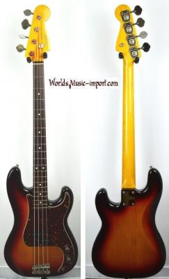 FENDER Precision Bass PB'62 Reissue 3TS 2005 japon import*OCCASION*