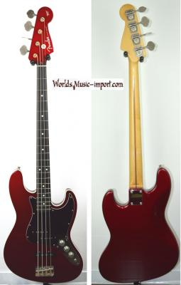 VENDUE... FENDER Jazz Bass Aerodyne Deluxe OCR 2011 japon import *OCCASION*