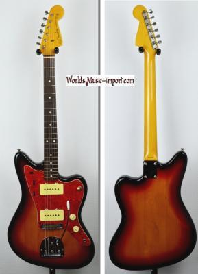VENDUE... FENDER Jazzmaster JM-66' Sunburst 1994 Japon import *OCCASION*