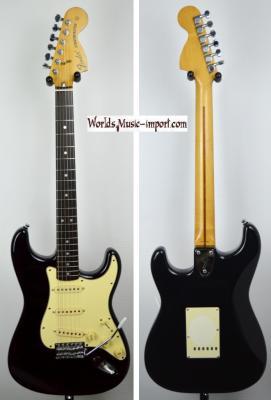 VENDUE... FENDER Stratocaster ST'72 Black CST-50M 1986 Japon Import! *OCCASION*