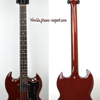 VENDUE... GIBSON SG Bass EB-0 1965 Cherry USA Import *OCCASION*