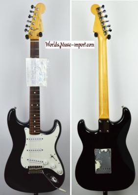 Squier FENDER Stratocaster ST'62 1985 Black Japon RARE 'Post JV'  *OCCASION*