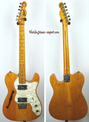VENDUE... GRECO Telecaster Thinline  HH ASH Spacey Sound 1973 Japon import *OCCASION*