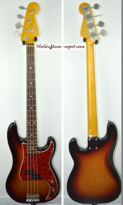 FENDER Precision Bass PB'62-US 3TS 2003 Japon Import *OCCASION*