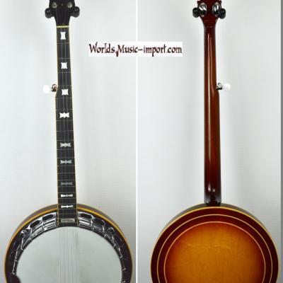 VENDUE... GIBSON Banjo 5c Mastertone RB-250 1965 USA import *OCCASION*