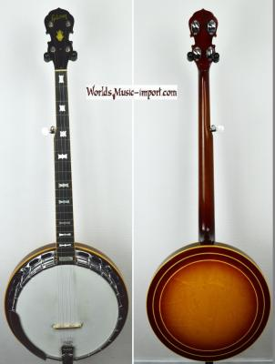 GIBSON Banjo 5c Mastertone RB-250 1965 USA import *OCCASION*