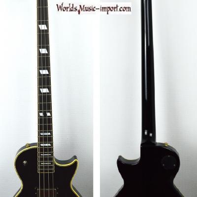 VENDUE... GRECO LGB Bass Black 2002 Japon import ' RARE' *OCCASION*