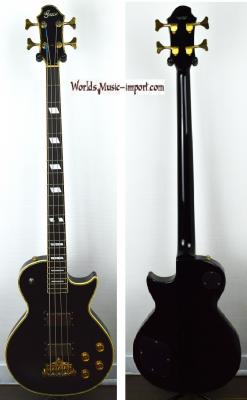 GRECO LGB Bass Black 2002 Japon import ' RARE' *OCCASION*