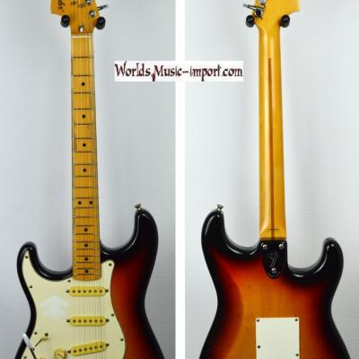 VENDUE... FENDER Stratocaster ST'72 LH SB 2007 gaucher japon! *OCCASION*
