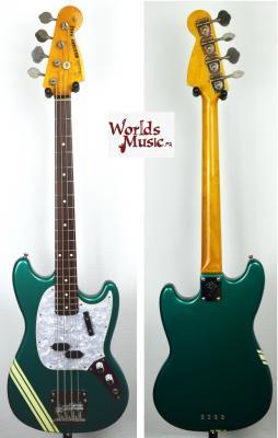VENDUE... FENDER Mustang Bass MB'98-CO OTM 1999 Japon Import RARE