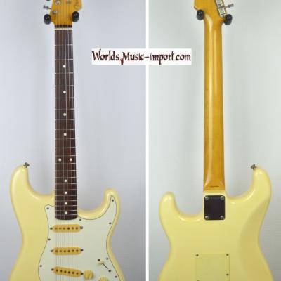 VENDUE... FENDER Stratocaster ST'62 VWH 1986 'post JV' Japon Import *OCCASION*