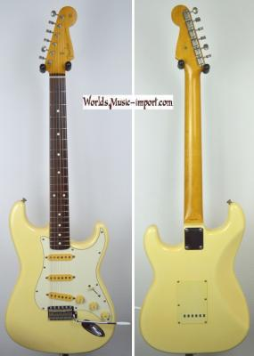 VENDUE... FENDER Stratocaster ST'62 VWH 1986 'post JV' Japon Import *OCCASION*