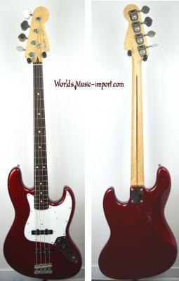 VENDUE...  FENDER Jazz Bass Standard CAR 2007 Japon Import *OCCASION*