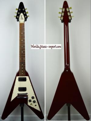 GIBSON Flying V 67' Cherry 1994 '100th' USA import USA Import *OCCASION*