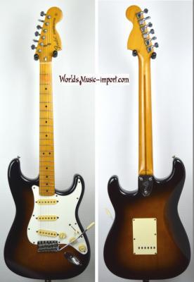 VENDUE... FENDER Stratocaster ST'72 2TS
